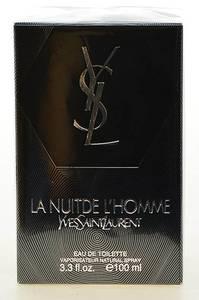 Туалетная вода Yves Saint Laurent La Nuitde LHomme М7602