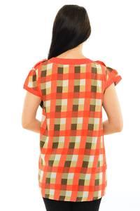 Блуза летняя нарядная М8404