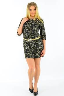 Платье М3696