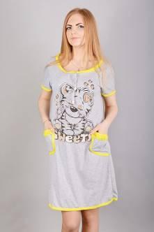Домашнее платье Б6536