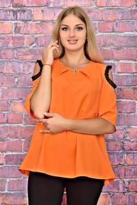 Блуза офисная летняя Т5825