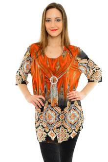 Блуза М6749