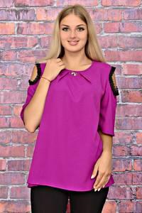 Блуза офисная летняя Т5826