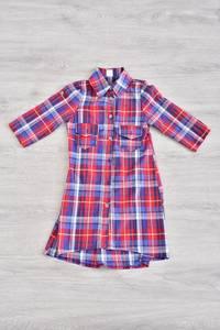 Рубашка-платье Т9028