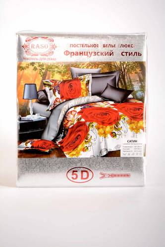 Комплект постельного белья И3547