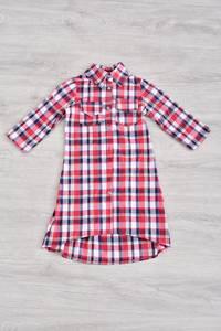 Рубашка-платье Т9029