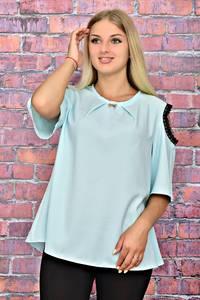 Блуза офисная летняя Т5827
