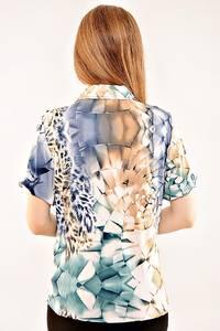Блуза летняя праздничная И9590