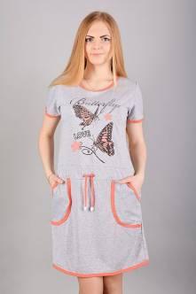 Домашнее платье Б6539
