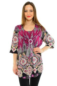 Блуза М6751