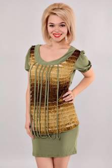 Платье-туника Д1070