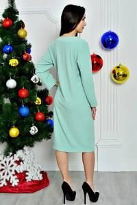 Платье короткое современное нарядное П8322