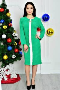 Платье короткое современное нарядное П8323