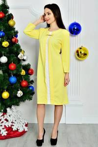 Платье короткое современное нарядное П8324
