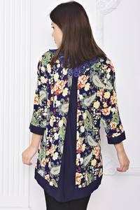 Блуза нарядная офисная С9591