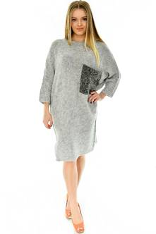 Платье-туника П4228