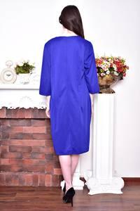 Платье длинное зимнее вечернее Р8731