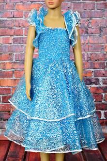 Платье Двойка П5641