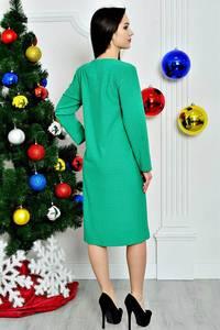 Платье короткое современное нарядное П8325