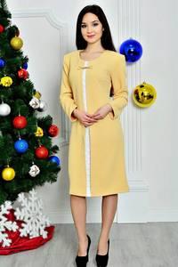 Платье короткое современное нарядное П8326