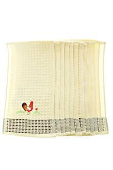 Вафельное полотенце (уп. 12 шт.) Л7197