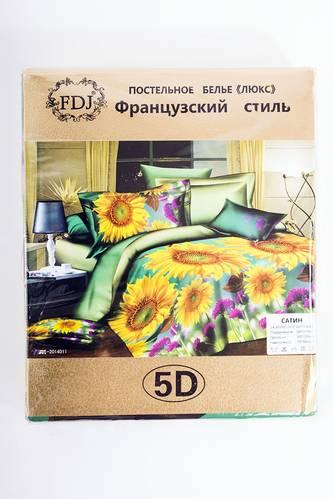 Комплект постельного белья 5D 03365