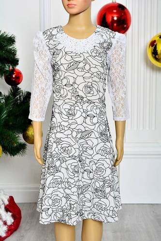 Платье П7377