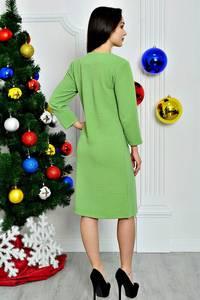 Платье короткое современное нарядное П8327