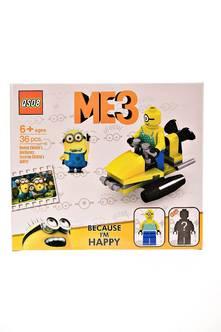 Конструктор ME3 Миньоны К7875