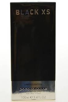 Туалетная вода Paco Rabanne Black XS М7621