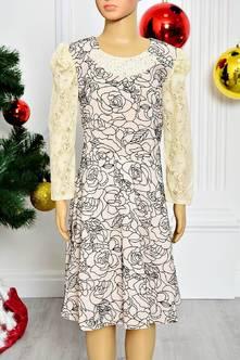 Платье П7378