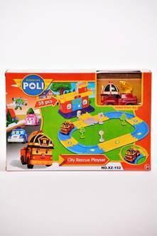 Игровой набор Robocar Poli City Police Е2392
