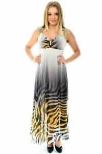 Платье длинное нарядное П1267