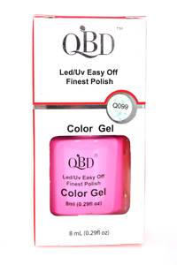 OBD Nail Polish Gel Q099 Р1156