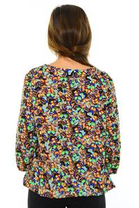 Блуза праздничная офисная М8861