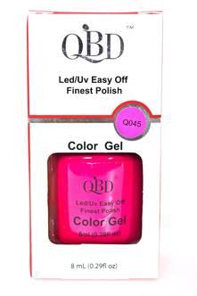 OBD Nail Polish Gel Q045 Р1157