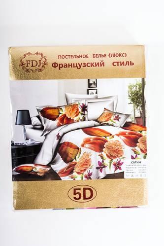 Комплект постельного белья 5D 03380