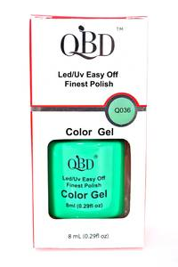 OBD Nail Polish Gel Q036 Р1159