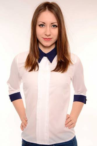 Блуза И4163