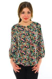 Блуза праздничная офисная М8863