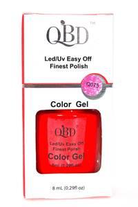 OBD Nail Polish Gel Q075 Р1163