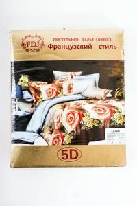 Комплект постельного белья 5D 03388
