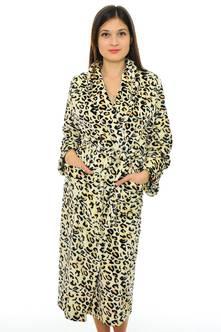 Махровый халат М3163