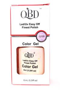 OBD Nail Polish Gel Q109 Р1164