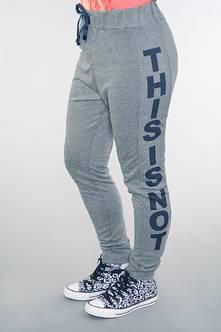 Спортивные брюки 9385