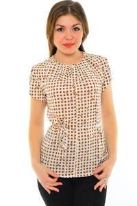 Блуза летняя нарядная М8865
