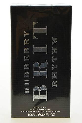 Туалетная вода Burberry Brit Rhythm М7649