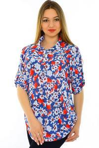 Блуза летняя нарядная Н3241