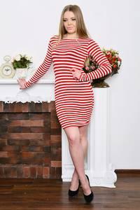 Платье короткое повседневное нарядное Р5142