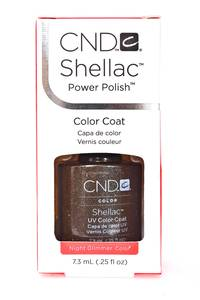 CND Shellac Night Glimmer Р1117
